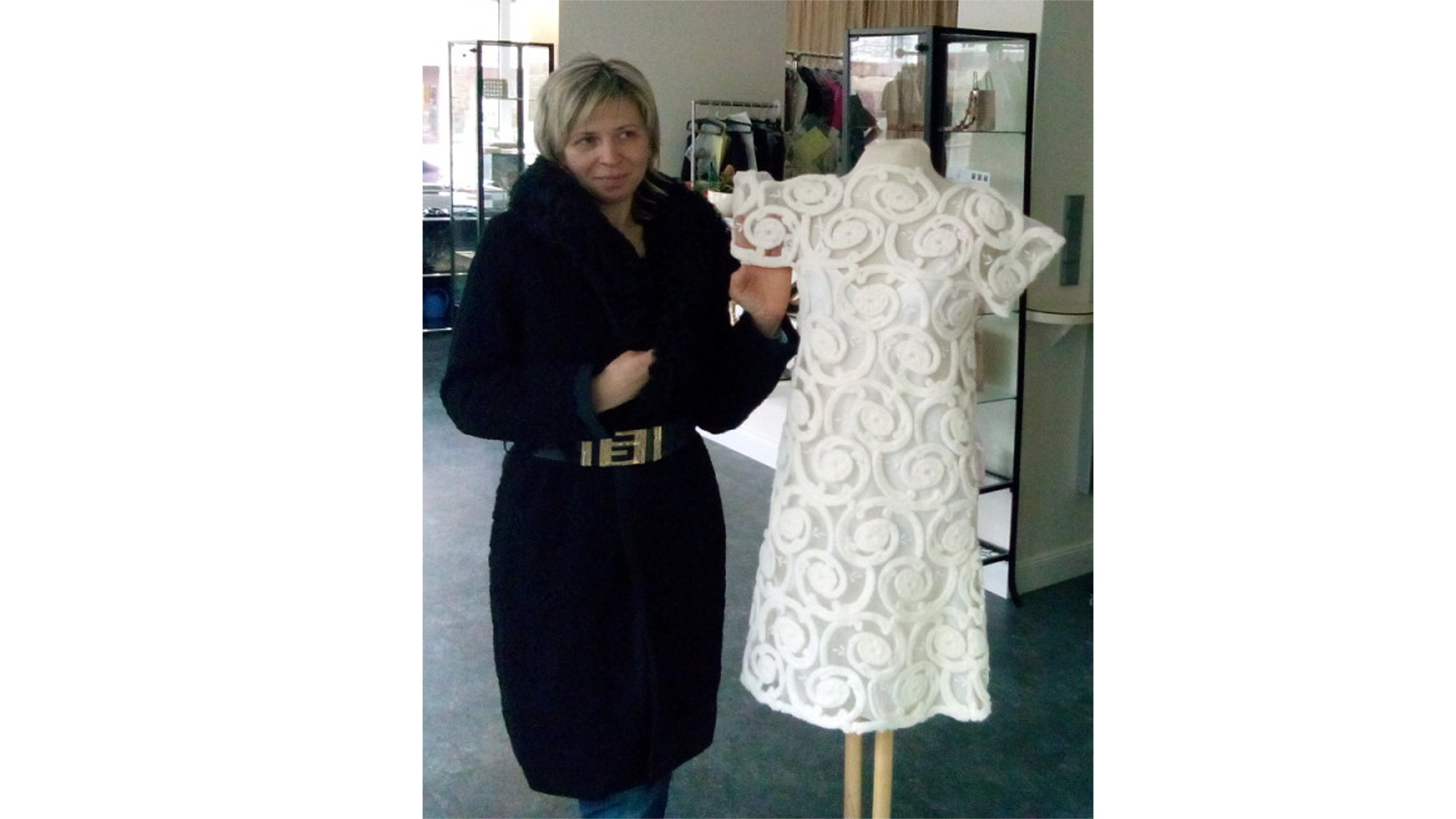 Our Tailor Svetlana Timofeeva